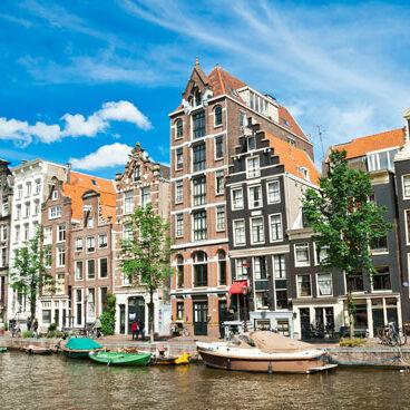 Amsterdam_Grachtenpand